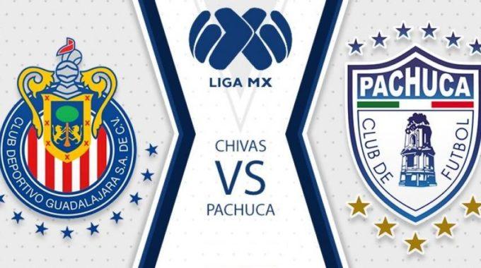 Chivas vs Pachuca Previa, Transmisión en vivo