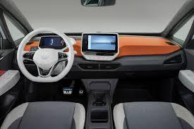 Dentro de la identificación totalmente eléctrica de Volkswagen.3