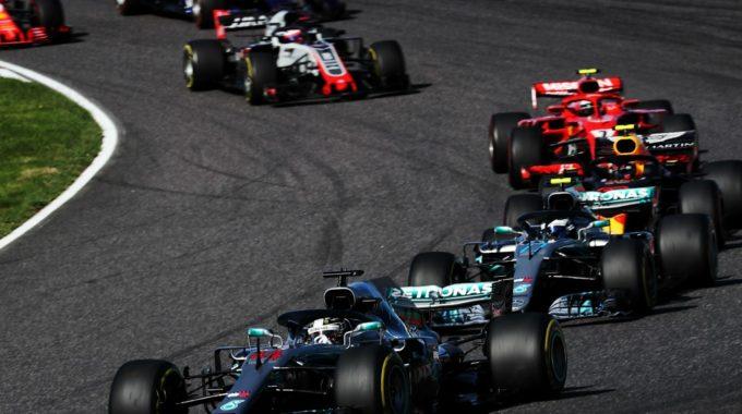 La clasificación para el Gran Premio de Japón se trasladó al domingo debido al tifón Hagibis