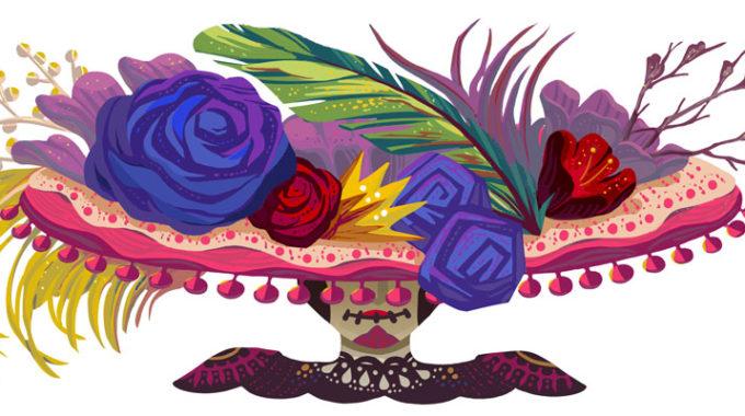 Día de Muertos 2019: Google Doodle celebra la fiesta mexicana del Día de los Muertos