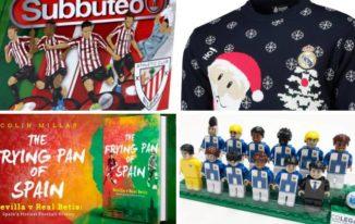 Ideas y guía de regalos navideños de fútbol