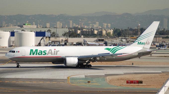 ATSG entrega 767 carguero a MasAir de México