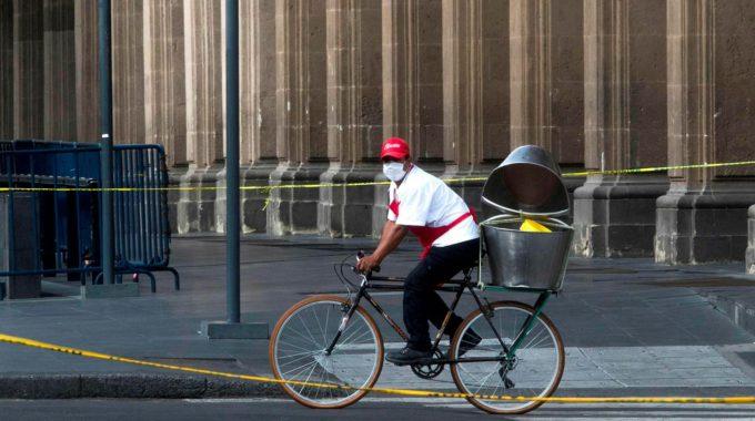 Ciudad de México se pedalea