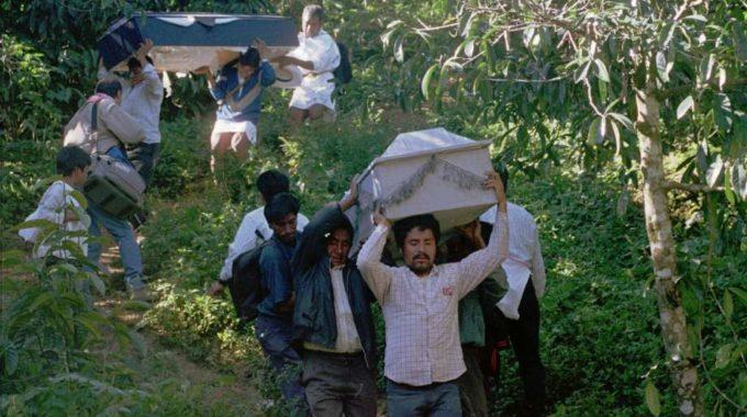 México construirá obras públicas en reparación por la masacre de 1997