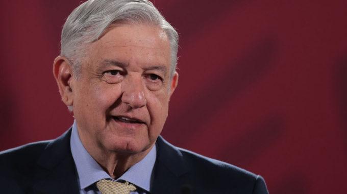 El presidente de México donará parte del salario al esfuerzo de coronavirus