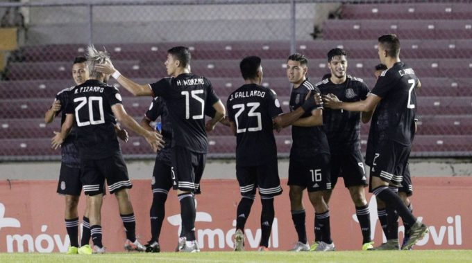 México enfrentará a Holanda en octubre amistoso