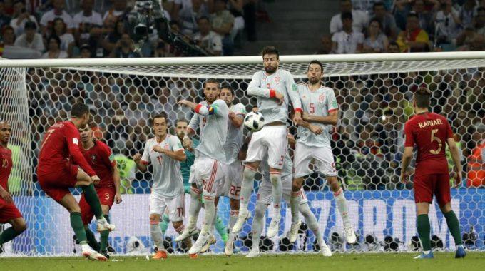 España jugará contra Portugal en un amistoso de octubre