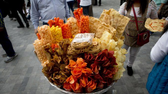 México apunta a la comida chatarra a medida que la obesidad pasa factura en medio de la pandemia
