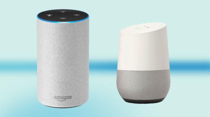 Amazon Echo y Google Home finalmente obtienen una nueva característica muy necesaria