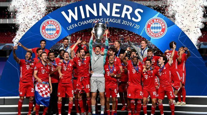 El Bayern de Múnich vence al Paris Saint-Germain para ganar la Champions League