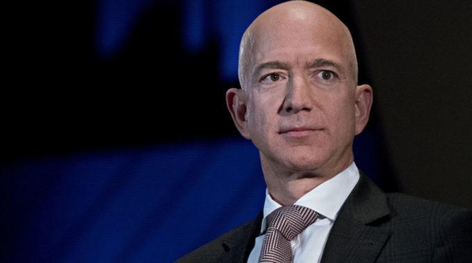 Jeff Bezos ahora vale más de 200 mil millones de dólares