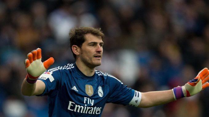 El gran España y el Real Madrid Iker Casillas confirma su retiro