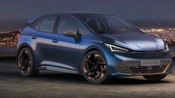 SEAT de España venderá un nuevo BEV bajo la submarca de Cupra