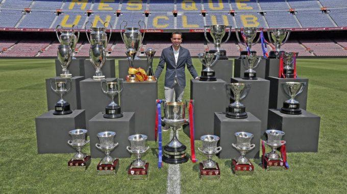 FIFA 21: EA Sports presenta a la leyenda de España y Barcelona Xavi Hernández como un ícono en FUT 21