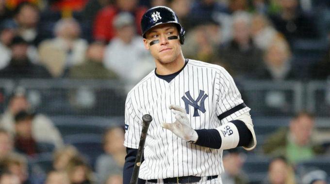 Los Yankees pierden dos juegos y posiblemente Aaron Judge ante IL, nuevamente, en doble cartelera contra Bravos