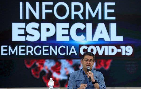 Honduras se une al seminario Reino Unido-México para discutir el acceso a las vacunas COVID-19