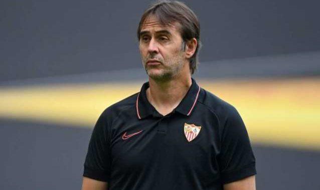 Descartado por España y Real Madrid, Lopetegui encuentra la salvación en el Sevilla