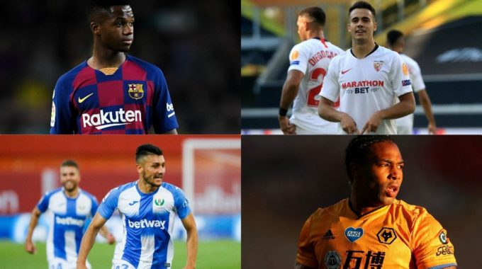 España: Eric García, Ferran Torres y Adama Traore convocados para el nuevo equipo