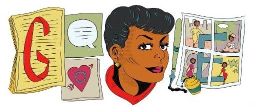 Google honra al dibujante y activista negro Jackie Ormes con un nuevo Doodle