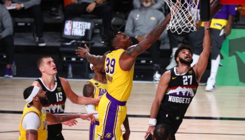 Davis vuelve a brillar cuando los Lakers superan a los Nuggets y se acercan a las finales de la NBA
