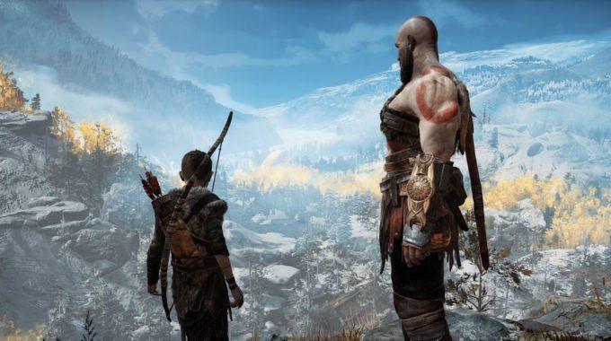 Sony adelanta la secuela de God of War para PlayStation 5 en 2021