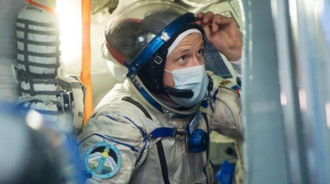 Astronauta de la NASA planea emitir su voto desde la estación espacial