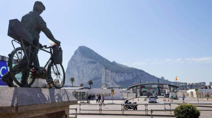 España quiere que Gibraltar forme parte de la Zona Schengen