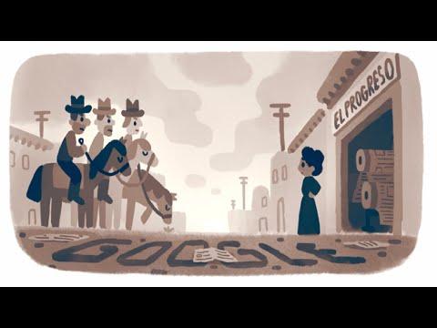 Google Doodle honra a Jovita Idár, activista de derechos civiles mexicano-estadounidense