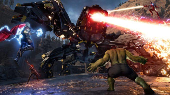 6 millones de nosotros jugamos la beta de Marvel's Avengers, acumulando 27 millones de horas en el juego
