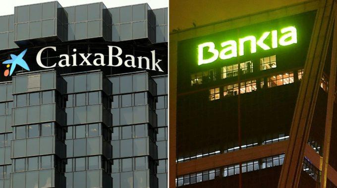 CaixaBank y Bankia se fusionan, creando el banco más grande de España