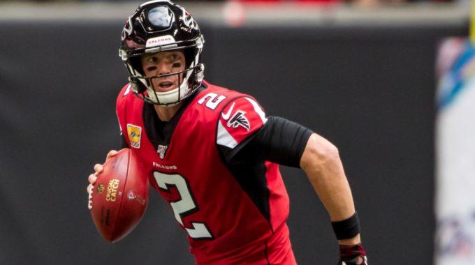 El propietario de los Atlanta Falcons, Arthur Blank, dice que el equipo 'tendrá que ver' el futuro de Matt Ryan