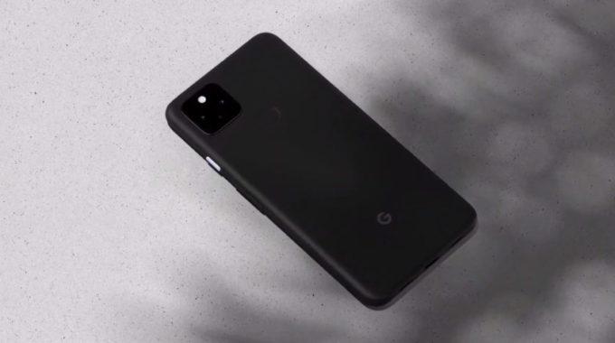 Pixel 4A 5G es el inusual teléfono de $ 500 que te brinda 5G sin escatimar en la cámara