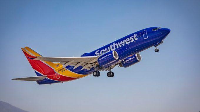 Southwest Airlines inicia vuelos a México desde Phoenix