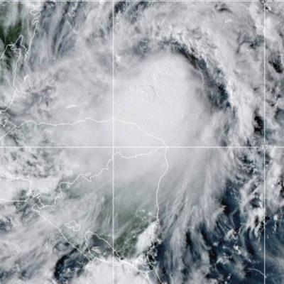 Nueva tormenta Zeta, una amenaza de huracán para México y la costa del Golfo de EE. UU.