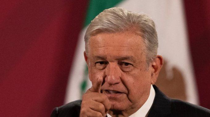 Presidente de México quiere evidencia de eeuu contra exjefe de Defensa