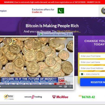 Bitcoin Champion Jorge Alfredo Vargas