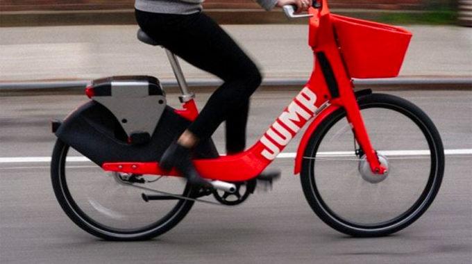 Las bicicletas Jump de Uber cobran una segunda vida en la Ciudad de México