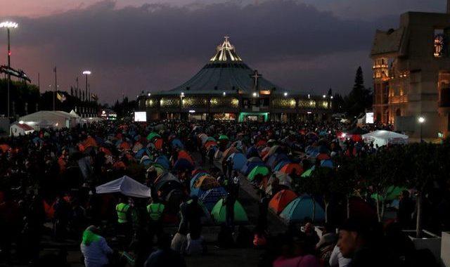 Iglesia Católica de México cancela peregrinación a Guadalupe por pandemia