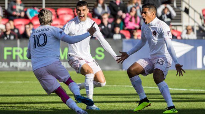 México convoca a los jugadores de la MLS Rodolfo Pizarro y Jonathan Dos Santos para los amistosos de noviembre
