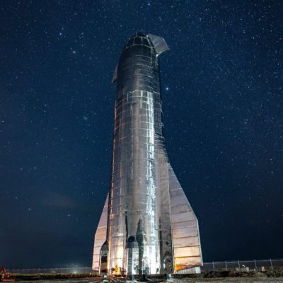 SpaceX lanza 60 satélites Starlink más en el vuelo número 100 del Falcon 9