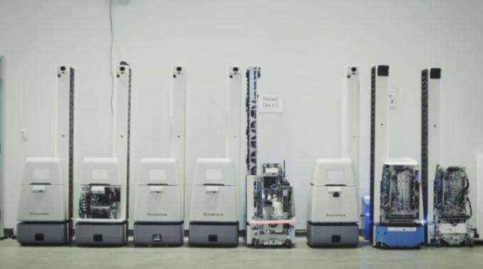 Se informa que Walmart termina contrato con la startup de robótica de inventario Bossa Nova