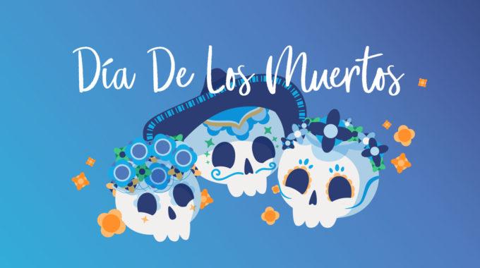 El 'Día de los Muertos' de México llega demasiado cerca de casa durante la pandemia de Covid-19