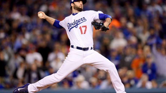 Los Dodgers firman a Brandon Morrow, Brock Stewart y 3 más en contratos de ligas menores