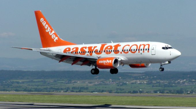 easyJet lanza nuevos vuelos a España e Italia a partir del verano de 2021