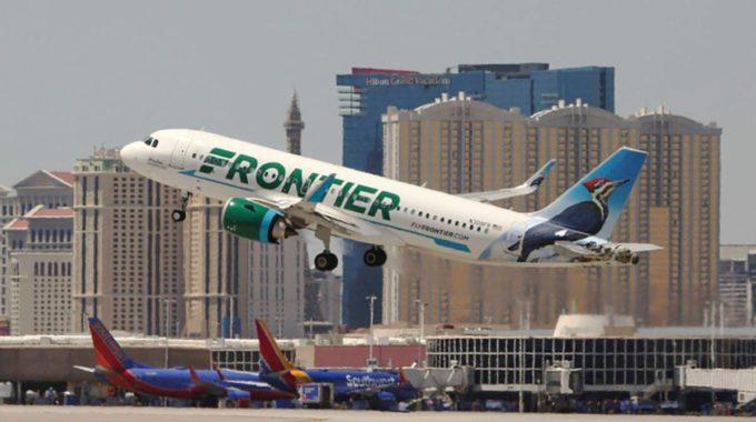 Frontier Airlines anuncia servicio directo de Las Vegas a México