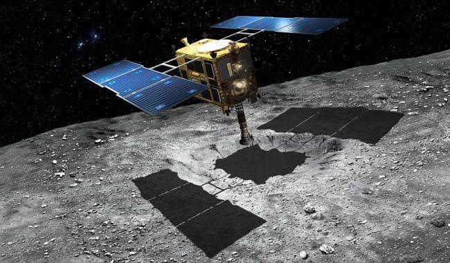 Científicos japoneses obtienen el primer vistazo al interior de la cápsula de retorno de muestras del asteroide Hayabusa2