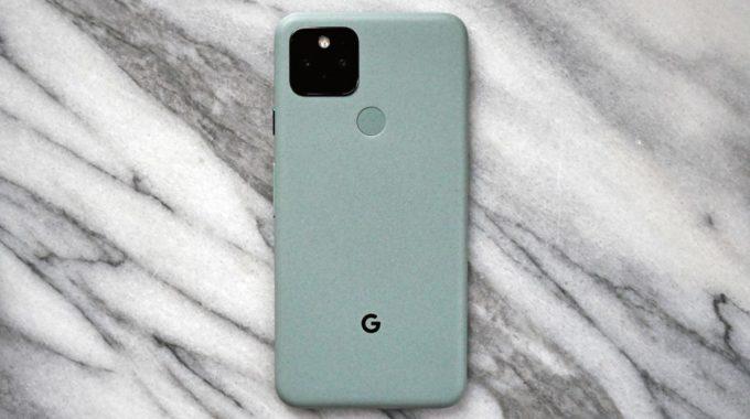Google eliminó el modo de astrofotografía ultra ancha de Pixel 5 y 4a 5G