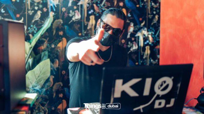 El Reggaeton se tomó Dubai Gracias a Kio Dj