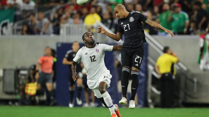 México anuncia amistoso de marzo contra Costa Rica