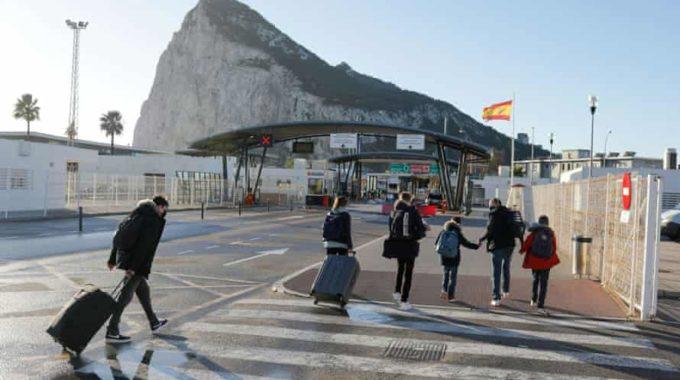 Gibraltar obtiene su propio acuerdo Brexit de última hora en las fronteras